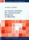 Zur internen Semantik der substantivischen Komposita im Danischen