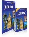 Londyn light: przewodnik + mapa