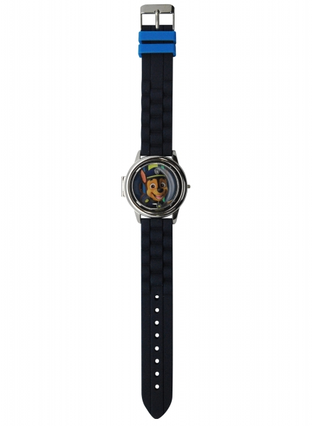 Zegarek cyfrowy ze spinerem w metalowej osłonie - Psi Patrol (PW16677)