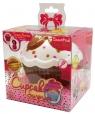 Cupcake Babeczka z niespodzianką Candie brązowo-biała