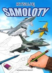 Rysuję Samoloty (Uszkodzona okładka) Beaudenon Thierry