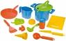 Zestaw do piasku - Naczynia kuchenne, 14 elementów (05410)
