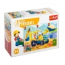 Puzzle 20 miniMaxi - Koparka 1 TREFL