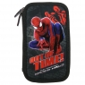 Piórnik z wyposażeniem 2-kom A Spider Man16 DERFOR