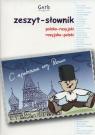 Zeszyt A5 Język rosyjski Zeszyt-słownik w kratkę 60 kartek