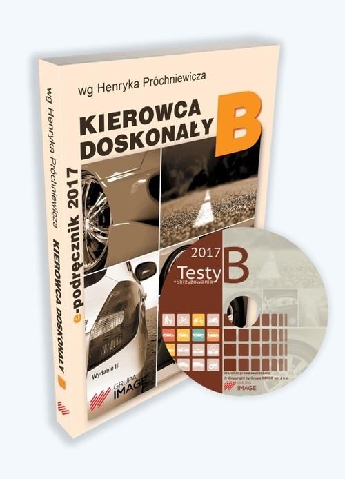 Kierowca doskonały B E-podręcznik +CD Próchniewicz Henryk