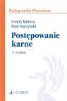 Postępowanie karne Kulesza Cezary, Starzyński Piotr