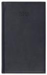 Kalendarz książkowy A6 tygodniowy Vivo czarny 2018