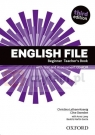 English File 3Ed Begginer TB with Test+CD-Rom