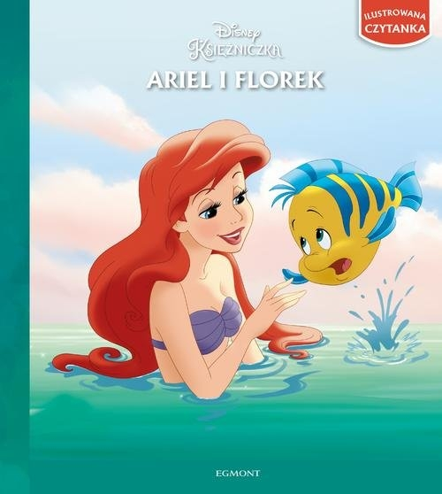 Ariel i Florek. Ilustrowana czytanka Tate Elisabeth