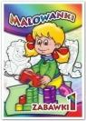 Malowanki Zabawki 1