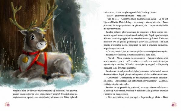 Misia i jej mali pacjenci. Świąteczne opowieści Cholewińska-Szkolik Aniela