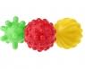 Piłki sensoryczne 3 szt. (450)