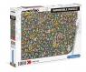 Puzzle Impossible Puzzle! 1000: Mordillo (39550)