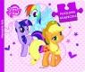 My Little Pony Puzzlowa książeczka Niezwykłe listy