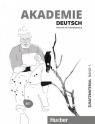Akademie Deutsch A1+ materiały dodatkowe z nagraniami online, tom 1 praca zbiorowa