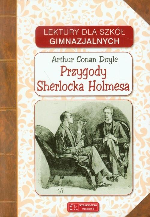Przygody Sherlocka Holmesa Doyle Artur Conan