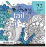 Kolorowanka antystresowa Fairy tail