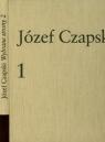 Wybrane strony tom 1-2 Z dzienników 1942-1991 Czapski Józef