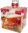 Cupcake Surprise Pachnąca babeczka z niespodzianką Maya pomarańczowa