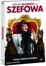 Szefowa booklet+DVD