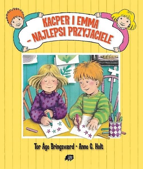 Kacper i Emma najlepsi przyjaciele