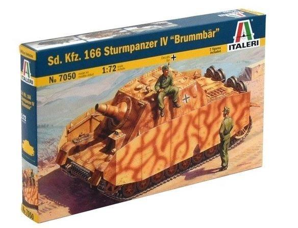Sd.Kfz.166 Sturmpanzer Brummbar (i7050)