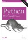 Python. Wprowadzenie Lutz Mark
