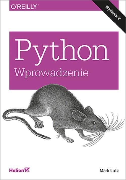 Python. Wprowadzenie (Uszkodzona okładka) Lutz Mark