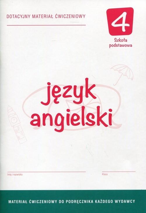 Język angielski 4 Dotacyjny materiał ćwiczeniowy Tracz-Kowalska Anna