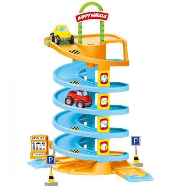 Garage Twister Set - Garaż Spirala (50150)