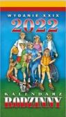 Kalendarz 2022 Rodzinny zdzierak