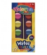 Farby akwarelowe Colorino mała pastylka, 12 kolorów (41508PTR)