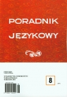 Poradnik językowy 8/2012