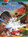 Dinozaury. Naklejkowe łamigłówki