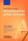 WP Kieszonkowy słownik Słowacko-Polski-Słowacki