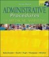 Administrative Procedures Barbara Ramutkowski, Kathryn Booth, Donna Jeanne Pugh