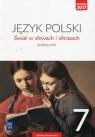 Świat w słowach i obrazach. Język polski. Podręcznik. Klasa 7. Szkoła Bobiński Witold