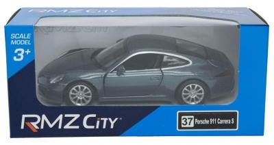 Porsche 911 Carrera S Blue RMZ