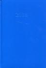 Kalendarz 2018 KK-A5D książkowy niebieski