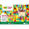 Blok Wycinanka Happy Color A4/10k - kolorowy (433130)