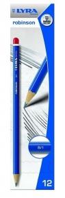 Ołówek Robinson 4B (12szt)