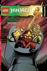 LEGO Ninjago - Widmo zagłady Komiks nr 6 Farshtey Greg, Yates Jolyon, Smith Laurie E.