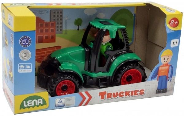 Truckies Traktor 17 cm (01624)