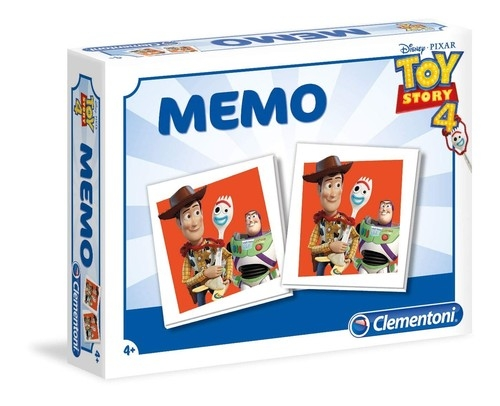 Memo Toy Story 4 (18050)