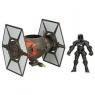 Star Wars Hero Mashers Figurka z pojazdem 1