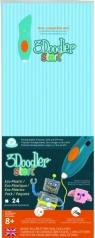 3Doodler Wkład jednokolorowy pastelowy niebieski (DODECO19)
