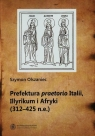 Prefektura praetorio Italii Illyrikum i Afryki 312-725 n.e.