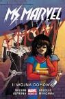 II wojna domowa Ms Marvel