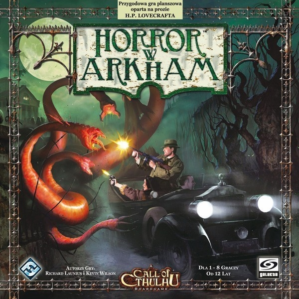 Gra Horror w Arkham (2509)